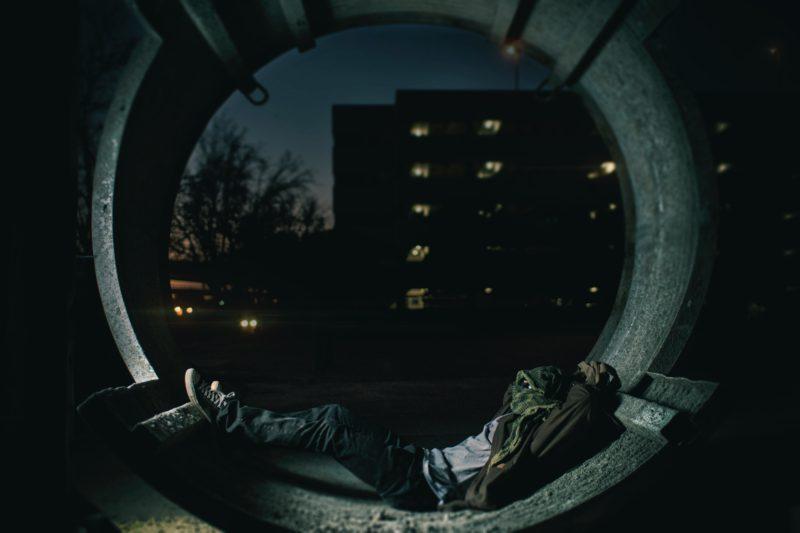 ホームレス 貧困と格差